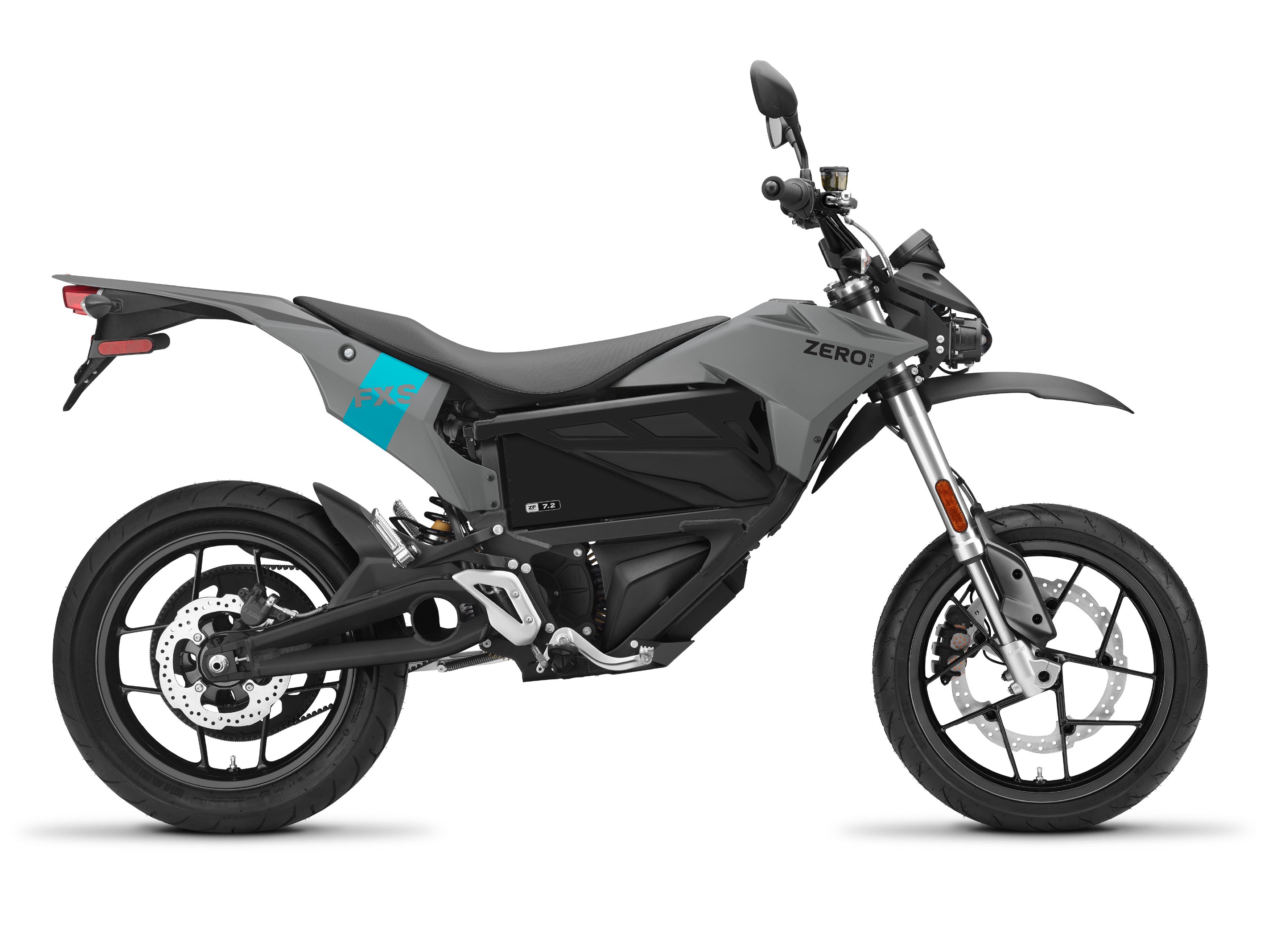 Zero FXS ZF 7.2 E-Motor