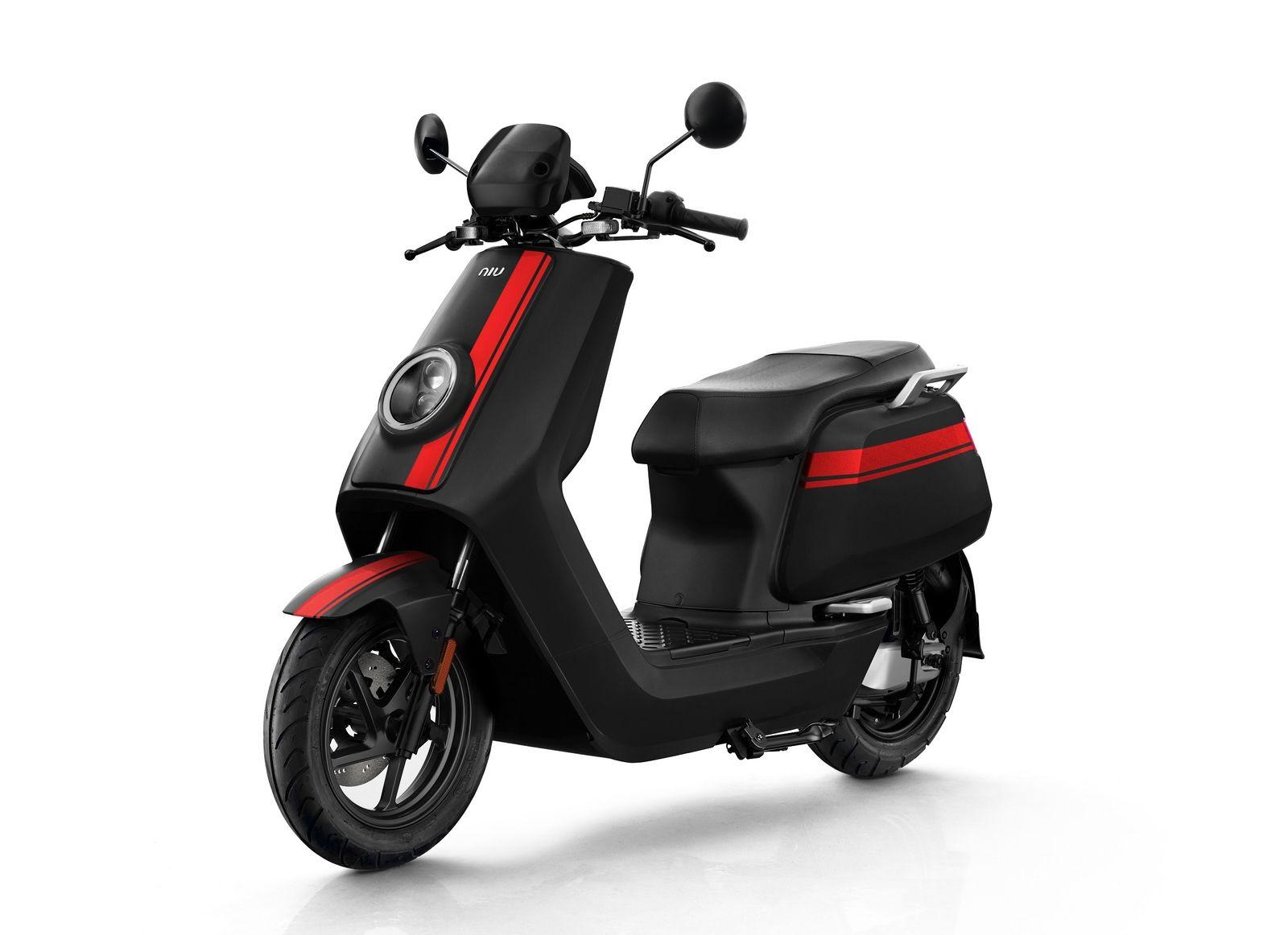 Niu NQI PRO E-scooter