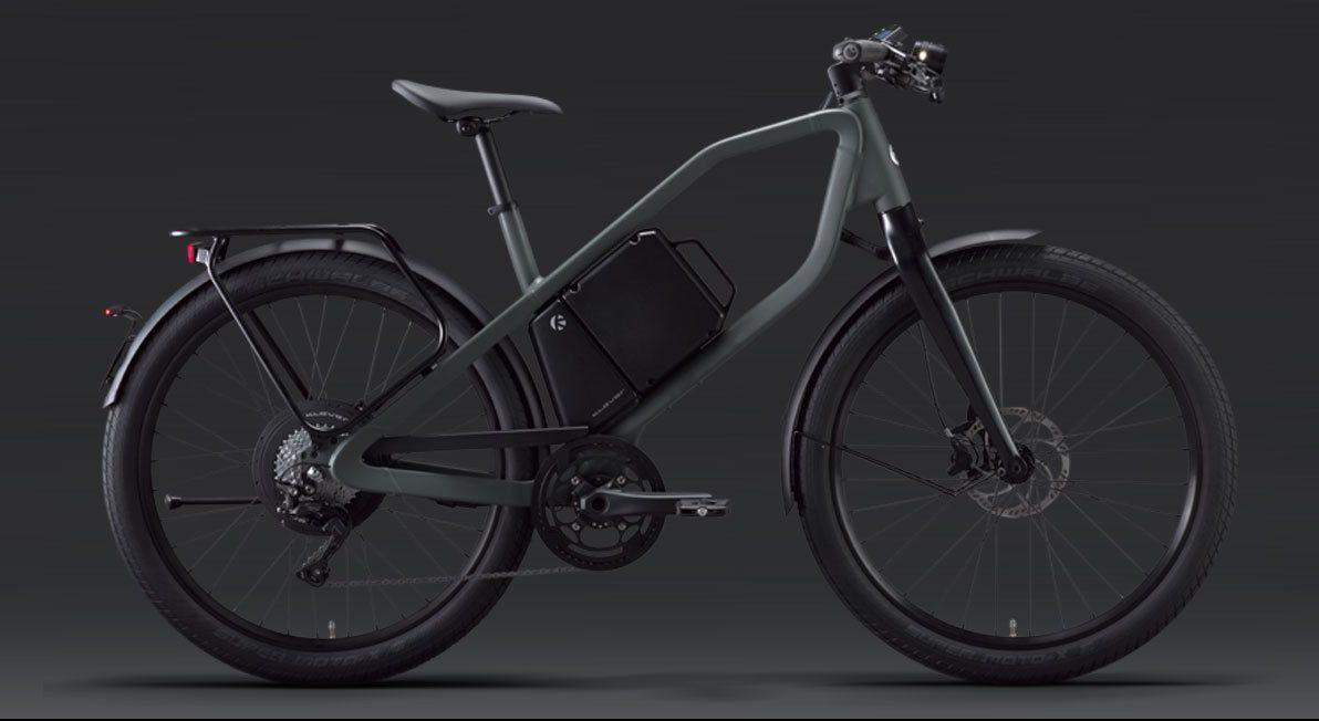 Klever X Speed Pure E-bike