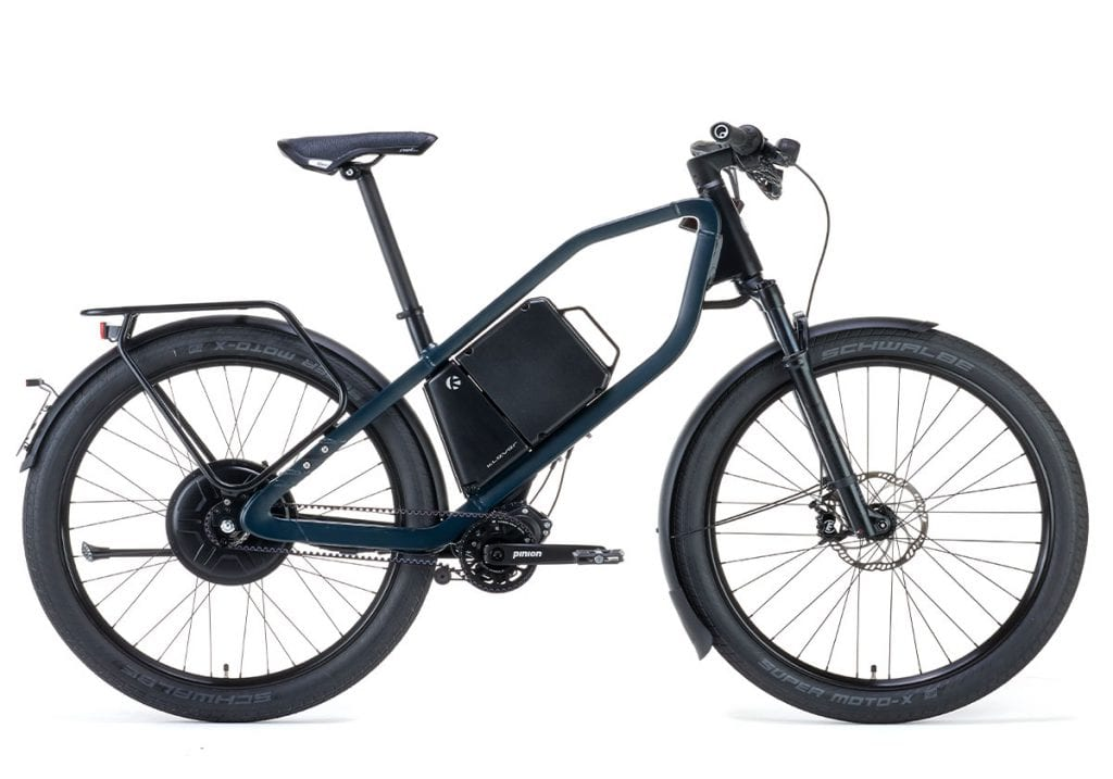 Klever X Speed Pinion E-bike
