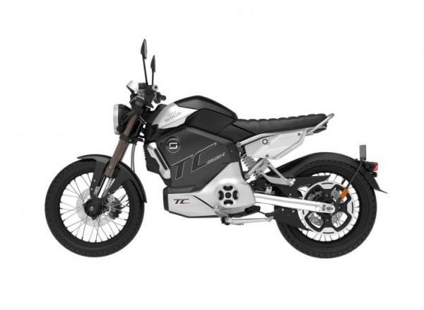 Super Soco TC MAX E-Scooter
