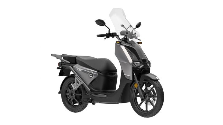 Super Soco CPx E-scooter