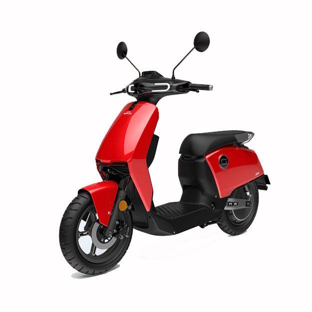 Super Soco CU X E-scooter