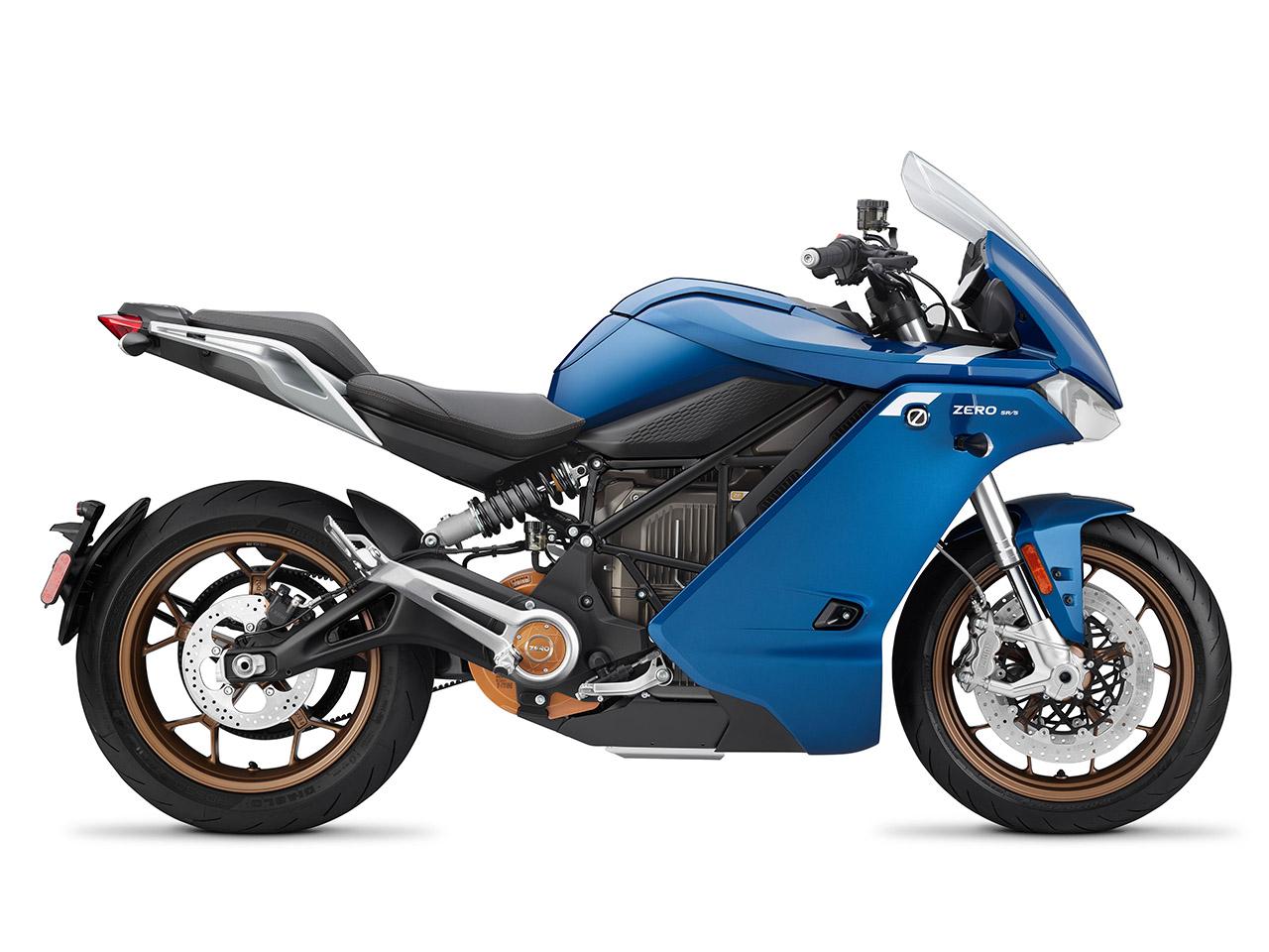 Zero SR/S Standard MY20 E-Motor